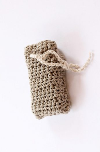 Soap Saver Bag Crochet Pattern