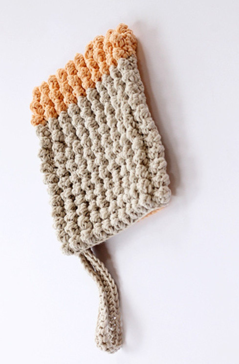 Crochet Wash Mitt Pattern