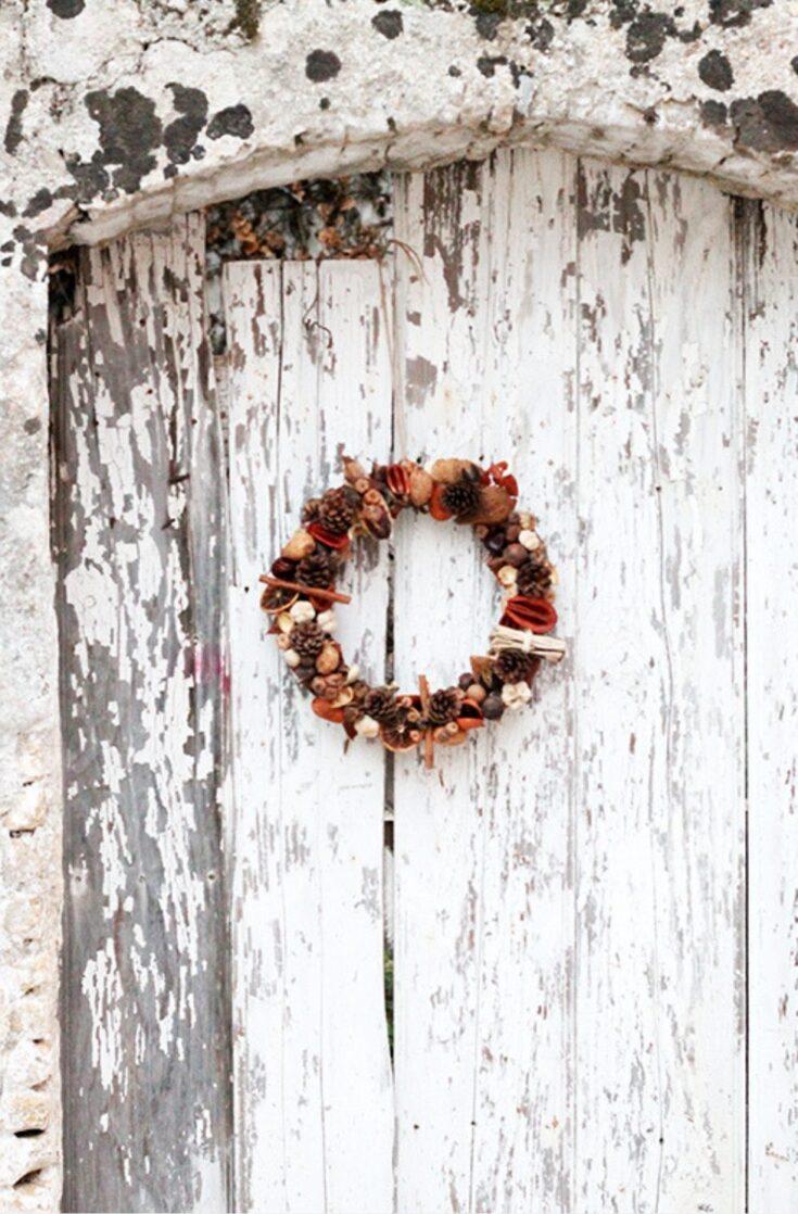 Door Wreaths DIY