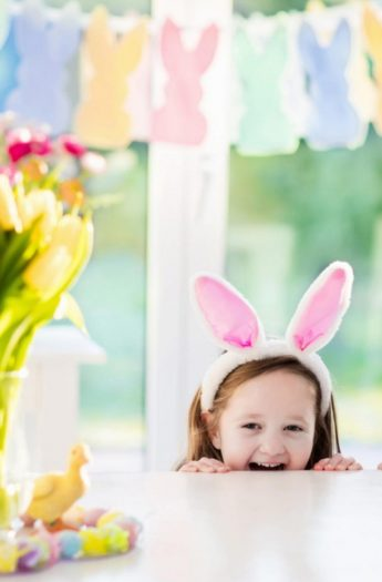 Easter Craft Activities {For Kids}