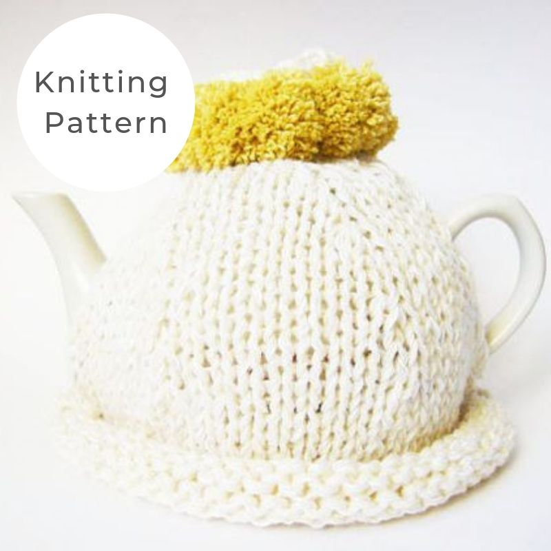 Easy tea cosy Knitting Pattern