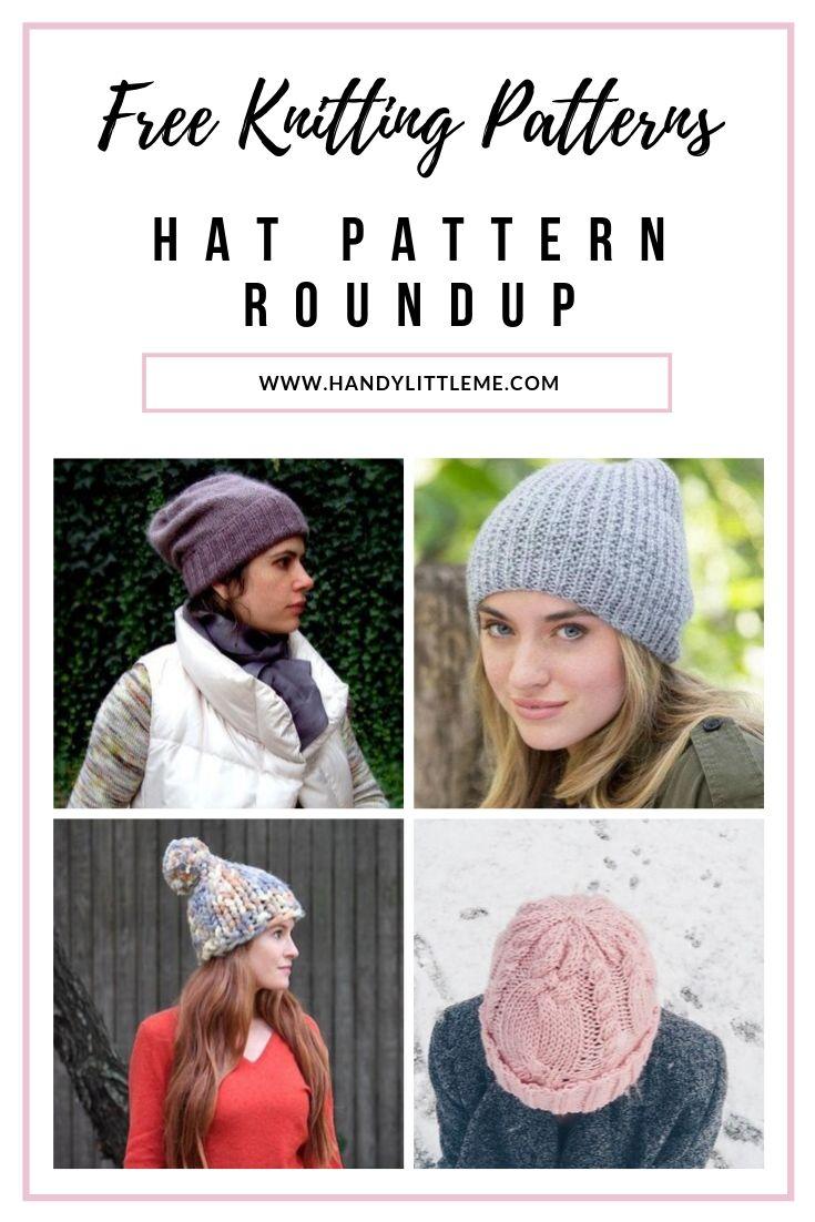 Fall Hat Patterns