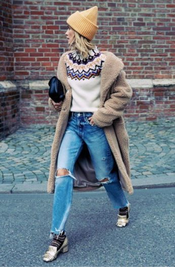 How To Wear Your Knits This Fall