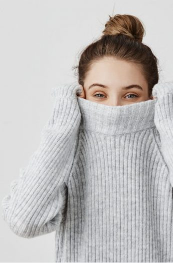 8 Stylish Ideas For Your Fall Oversized Knits
