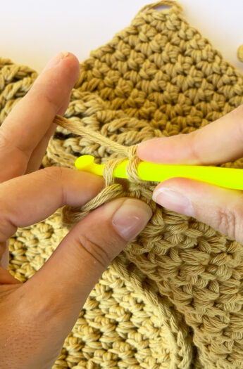 How To Hold A Crochet Hook