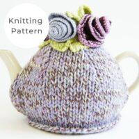 Monet Tea Cosy Knitting Pattern PDF | Handy Little Me