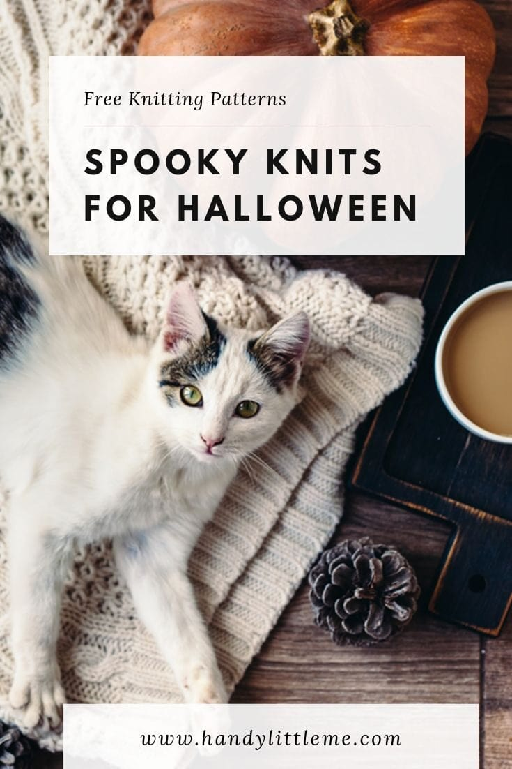 Spooky Knits For Halloween