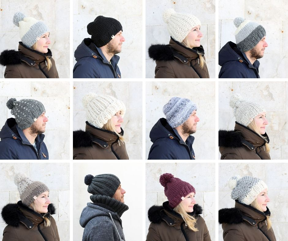 Hat pattern ebook