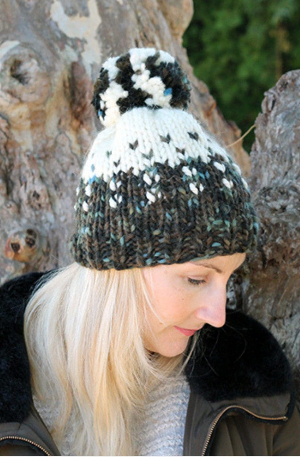 Knit Hat Pattern | The Fir