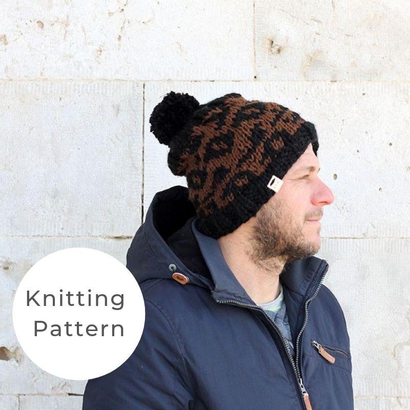 Leonidas hat pattern