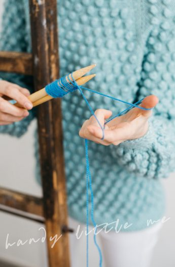 Knitting Tools For Beginners {The Essentials}