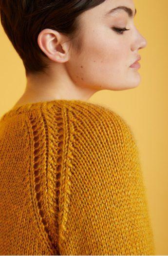 Ladies Knitting Patterns In Marigold