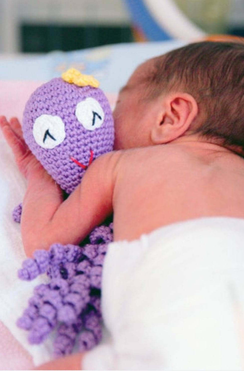 Make an octopus for a preemie