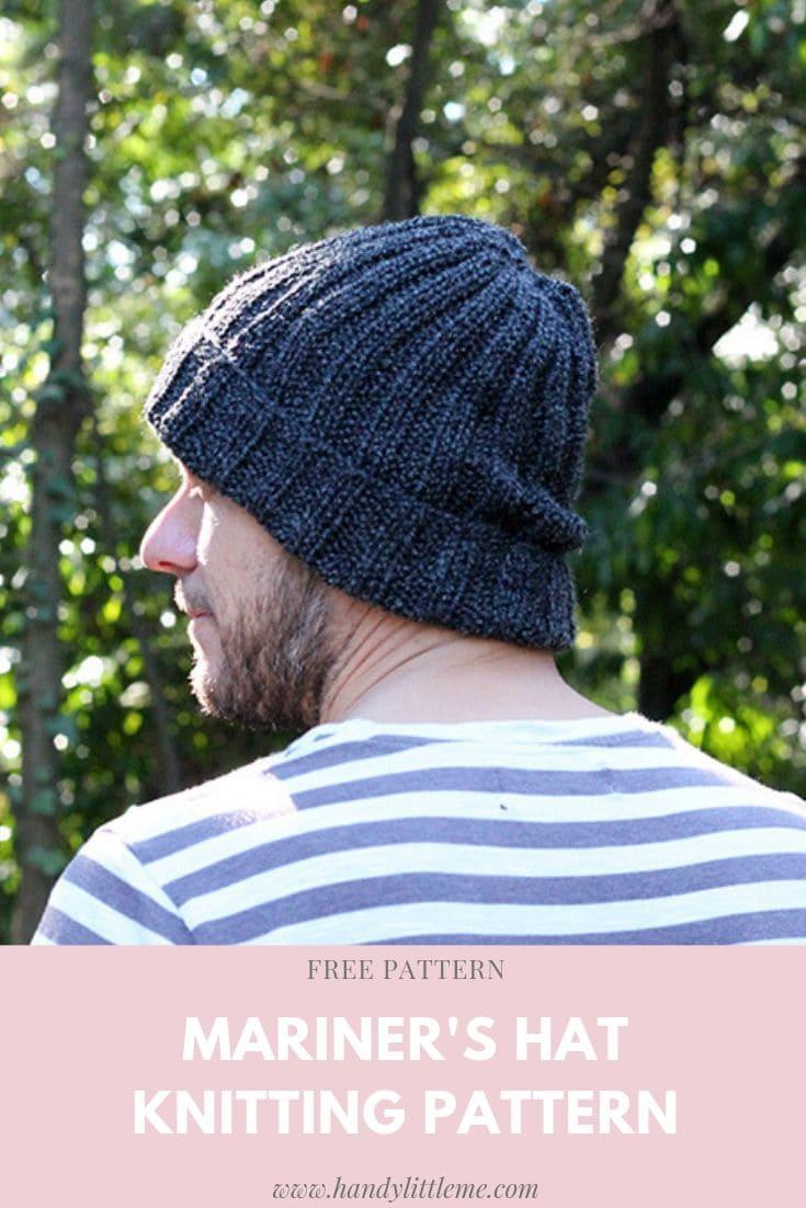 Mariners hat knitting pattern