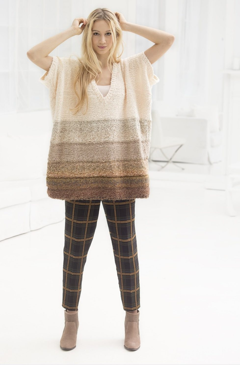 Neutral knits