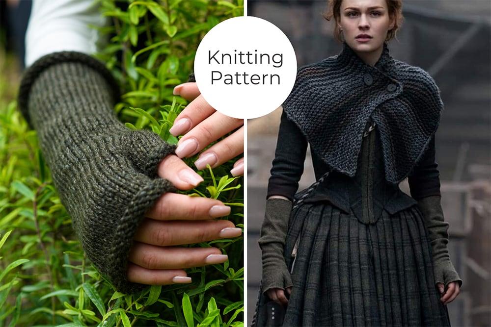 Outlander Brianna gloves