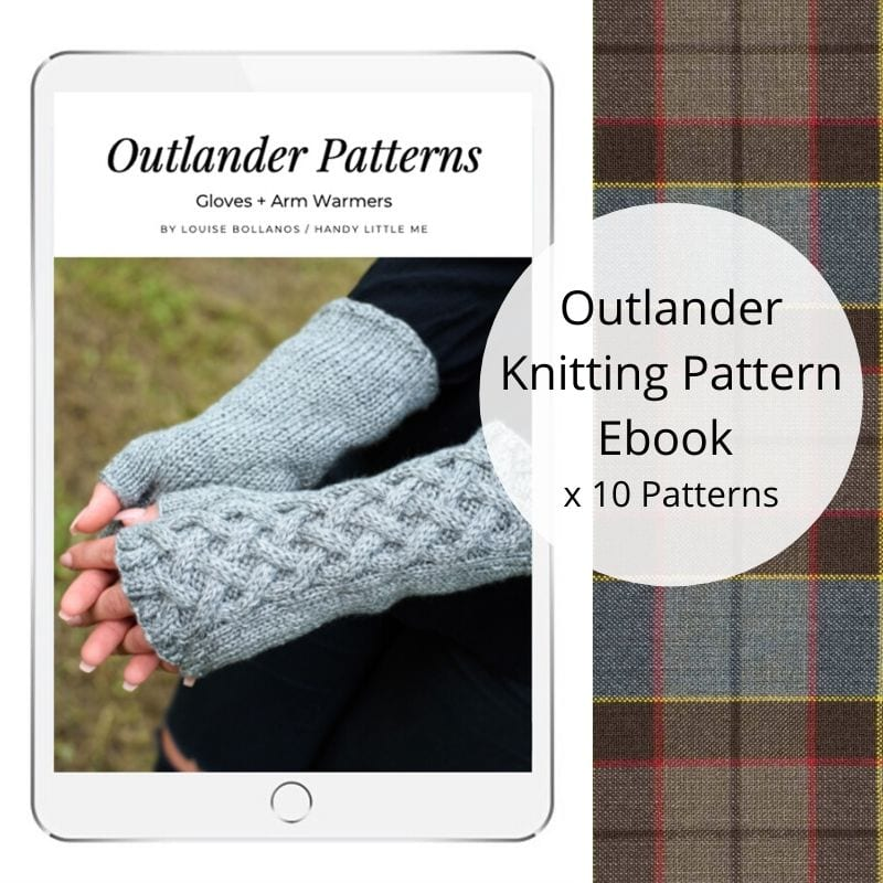 Outlander Knitting Pattern Ebook 2