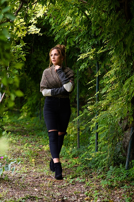 Outlander knitwear inspired by Claire