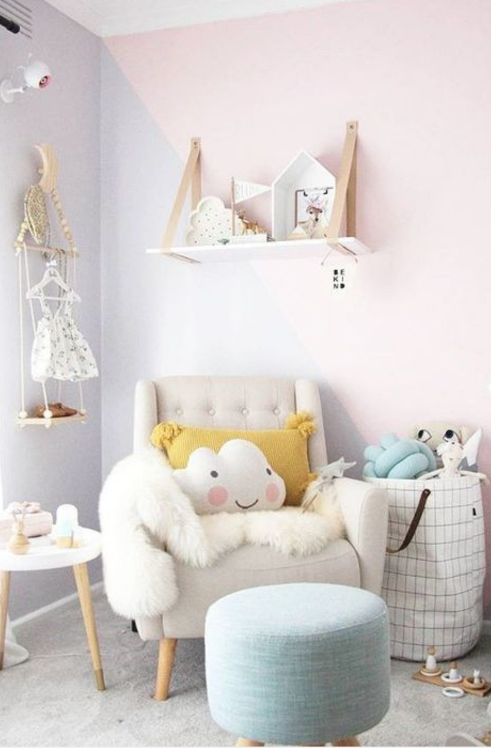 10 Pretty Pastel Nurseries