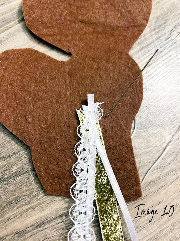 Reindeer wand step 7
