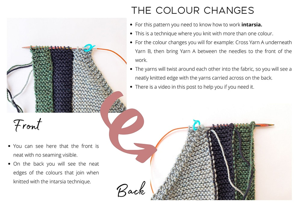 Rent Shawl Tips colour changes