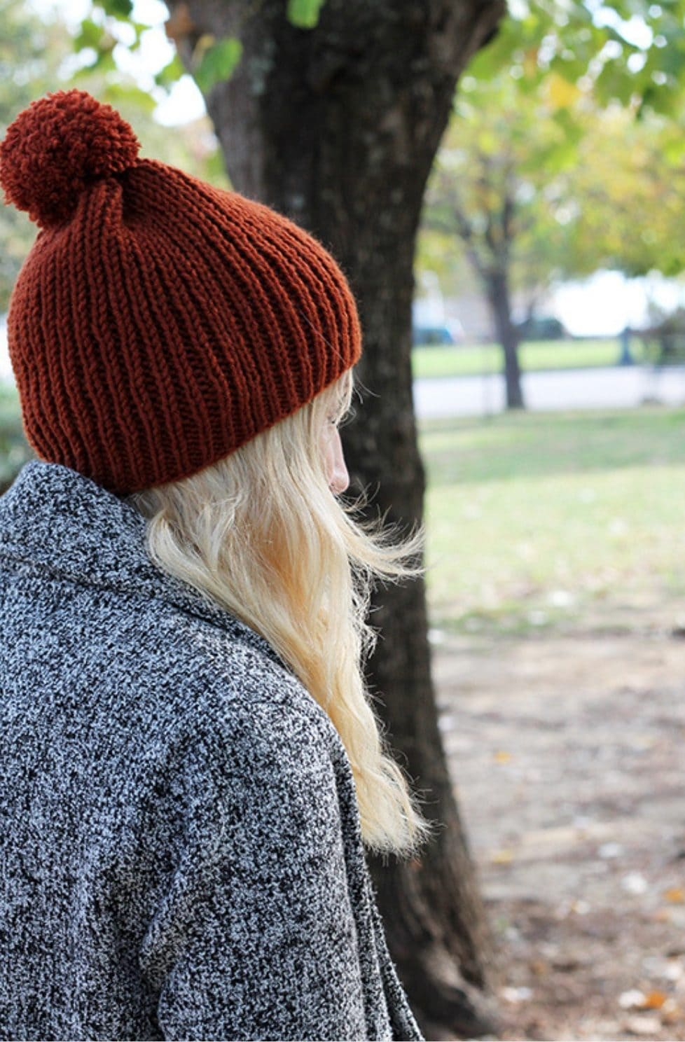 Knit Hat Pattern | Love Story