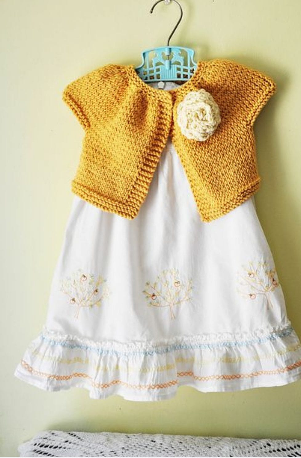 Spring knits for kids