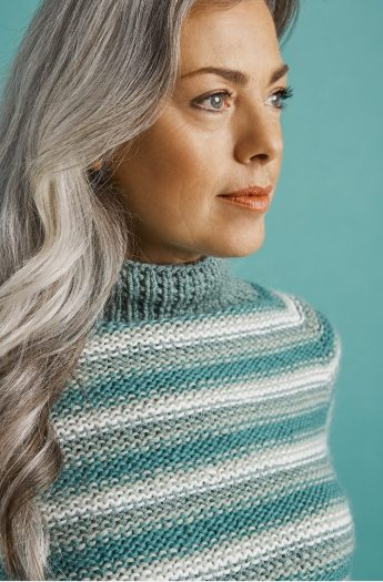 Ladies Knits For Spring {Free Patterns}