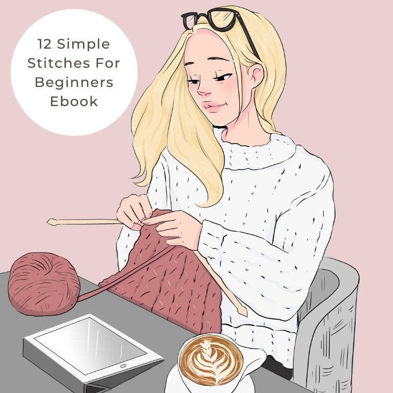 Stitch patterns ebook