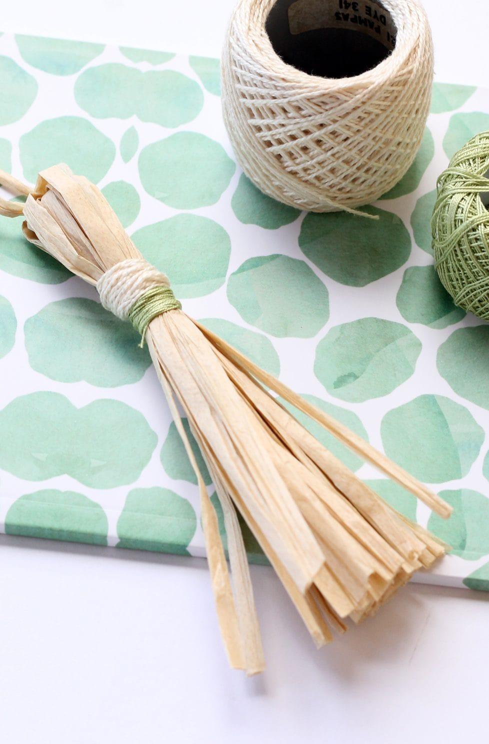 How To Make Tassels