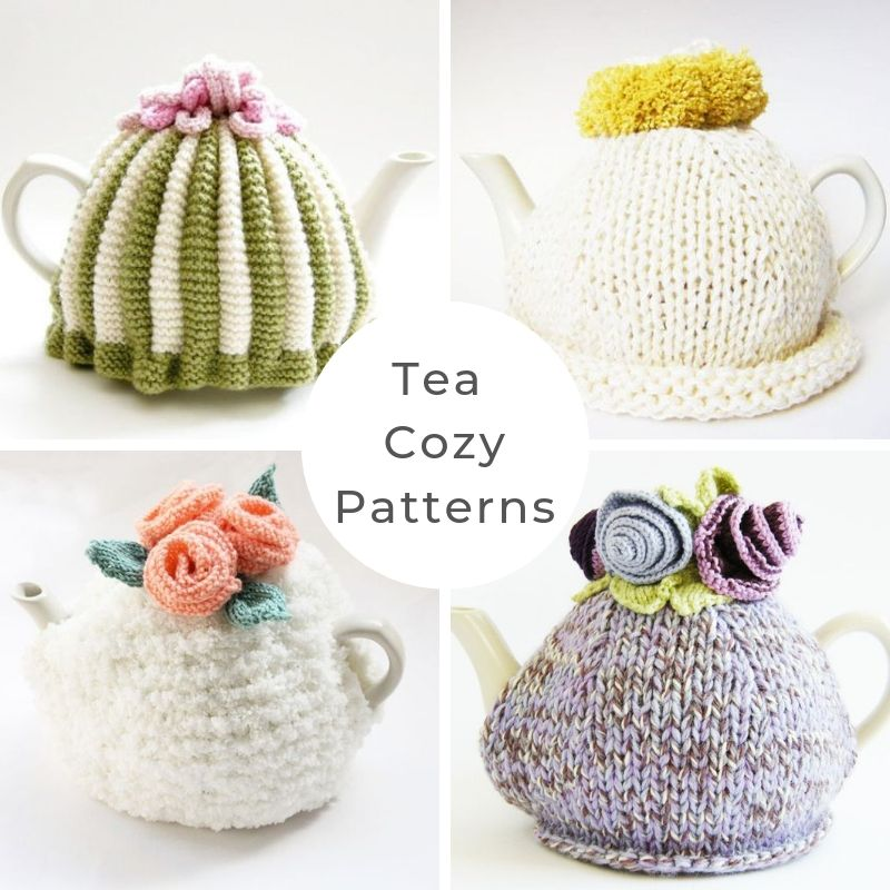Tea cosy knitting patterns