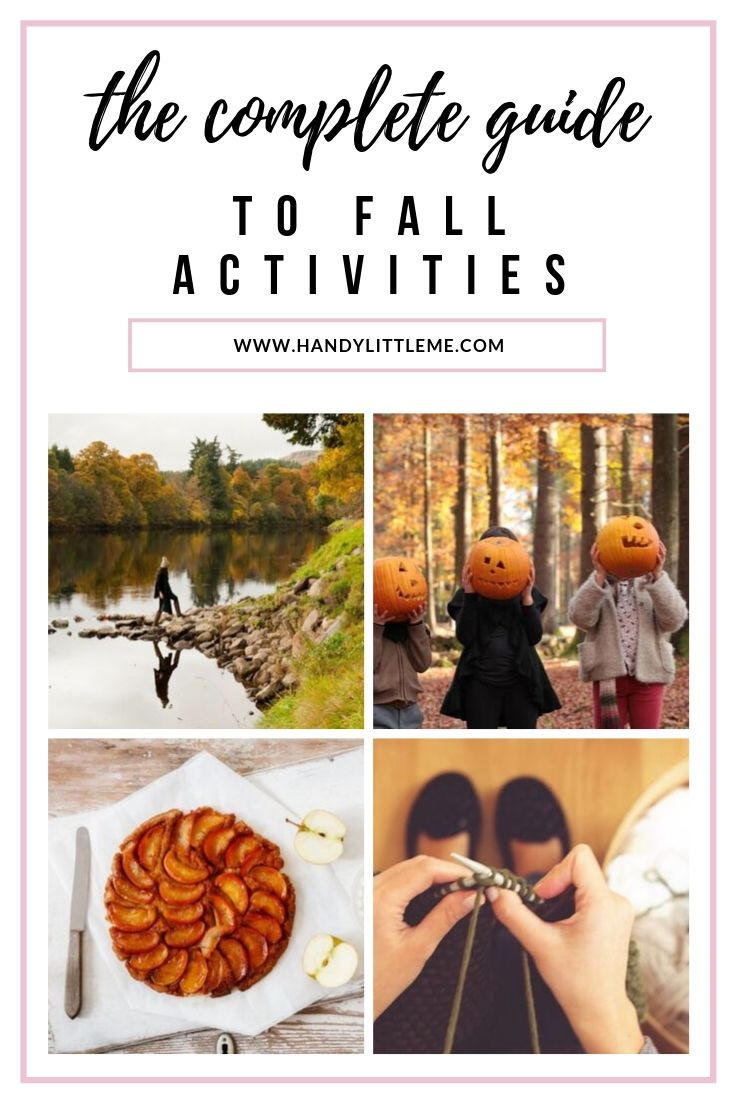 The complete guide to fall activities