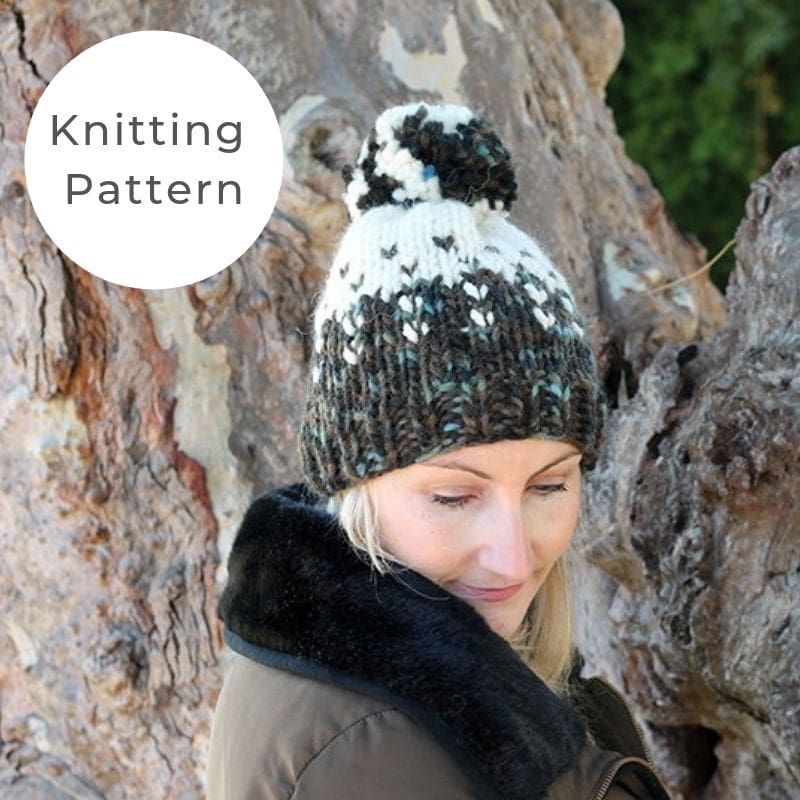 The fir hat pattern