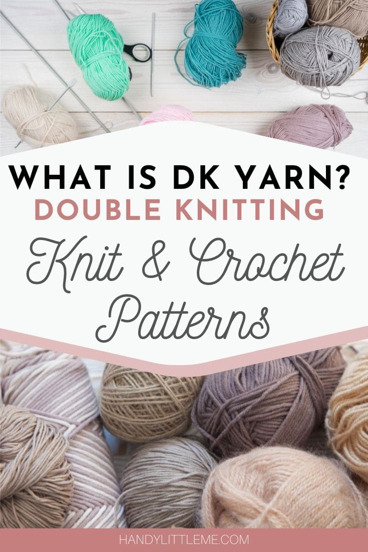 What is double knitting yarn?