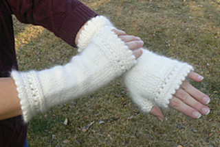 Susie Rogers' Reading Mitts pattern by Susie Rogers