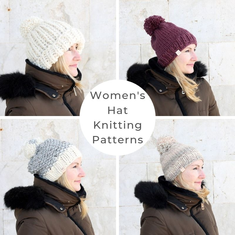 Womens hat patterns