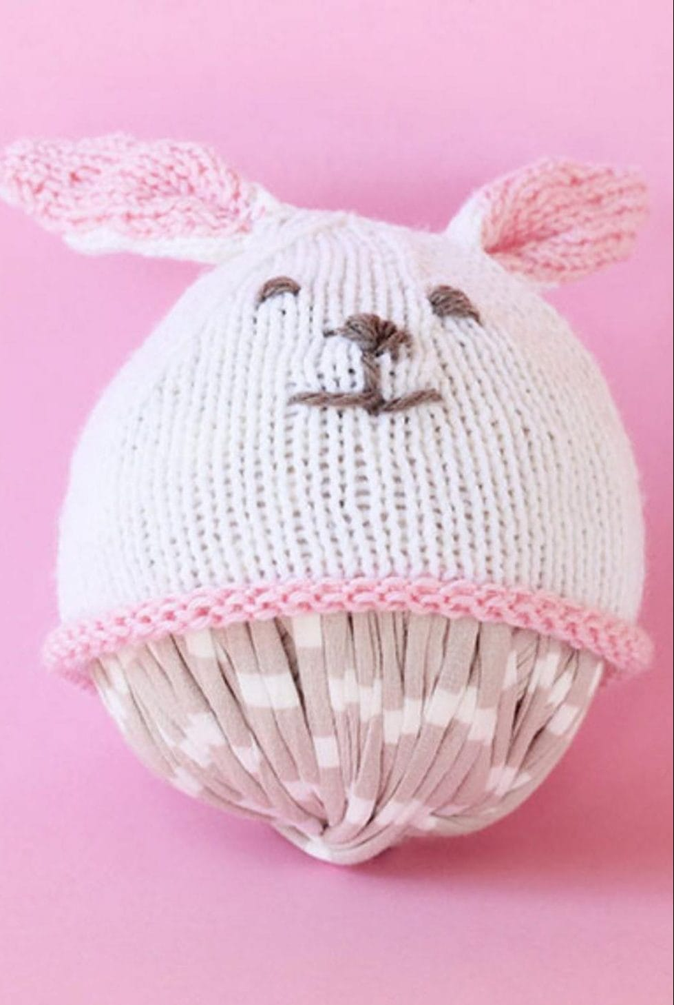 bunny hat pattern