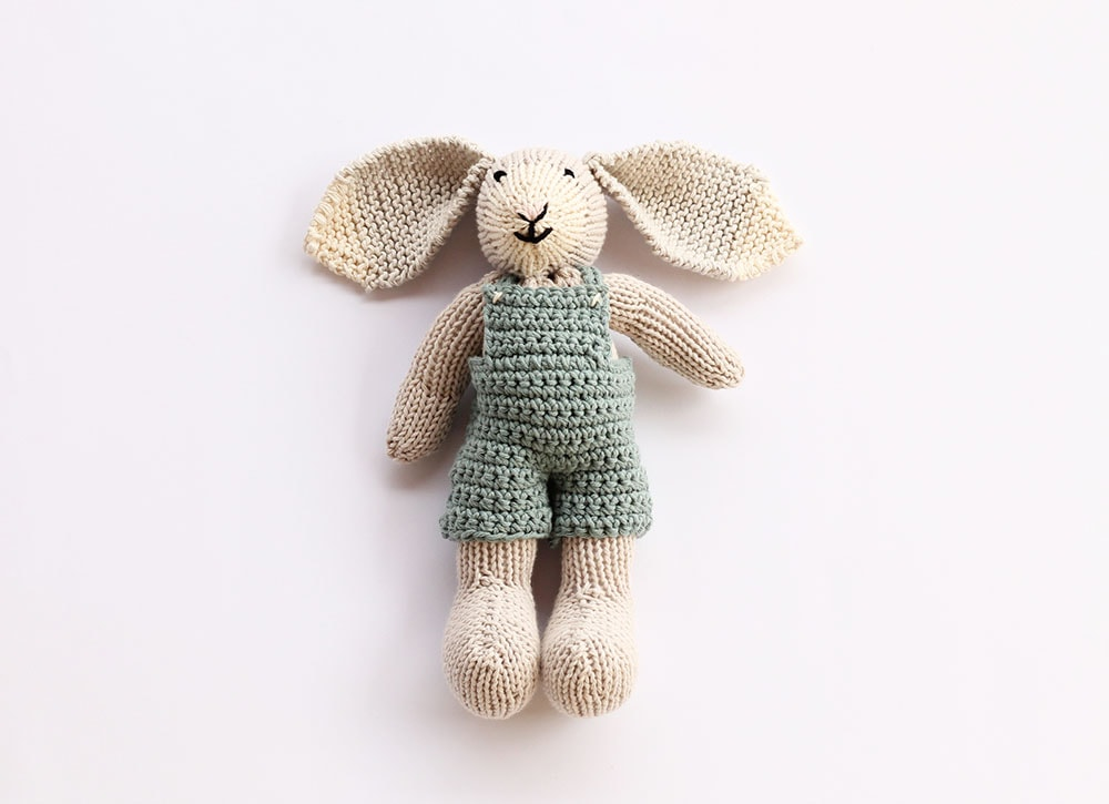 bunny toy pattern