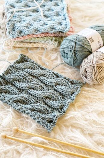 8 Cable Stitch Knitting Patterns