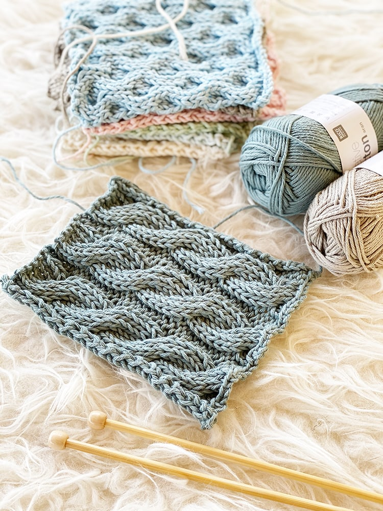 cable stitch knitting patterns