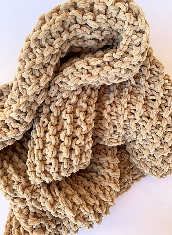 chuky blanket