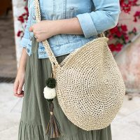 Crochet Bag Pattern | Raffia