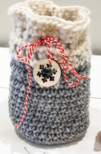 Crochet Gift Bags | 6 Free Patterns