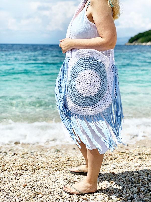 fringe bag pattern