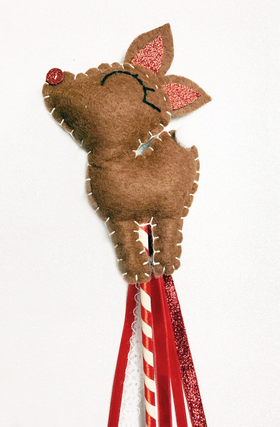 Reindeer Craft | Make A Wand or Ornament!
