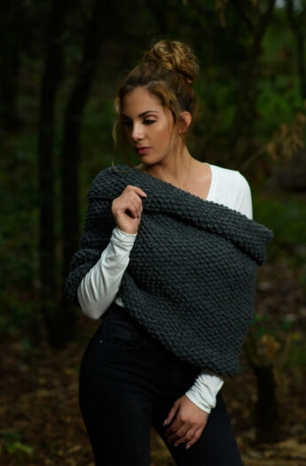 Shrug Pattern {Inspired By Outlander Knits}