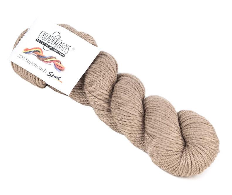 sport weight yarn