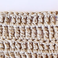 How To Triple Crochet