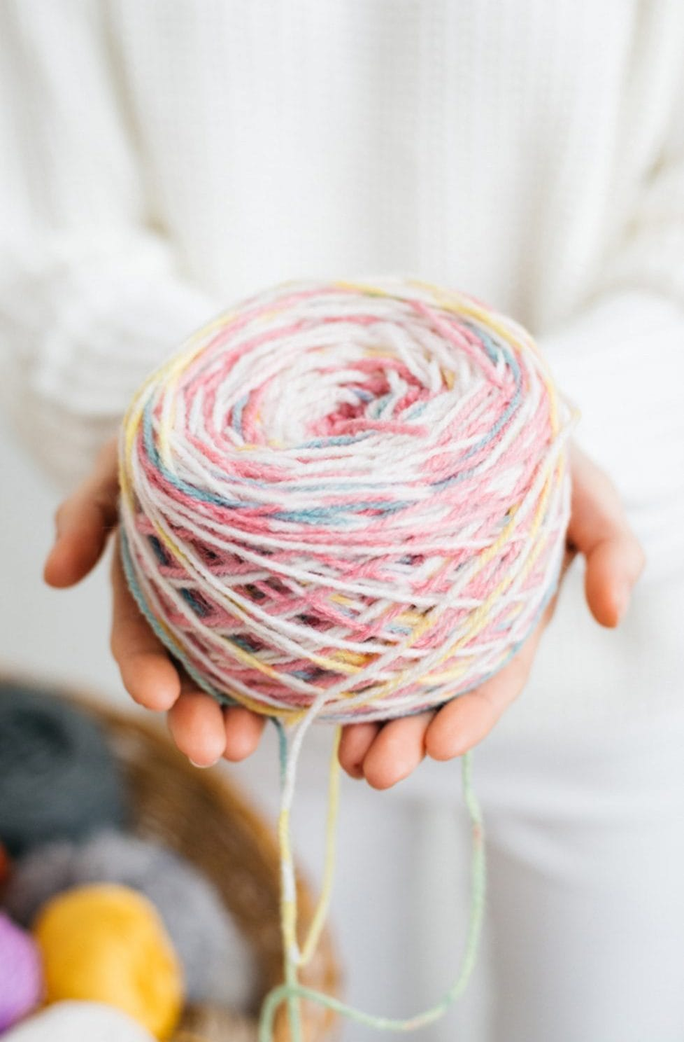 yarn weights for beginners