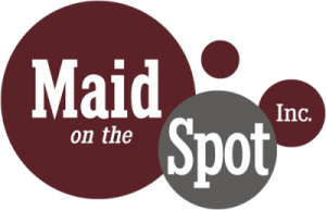 Maid On The Spot Inc. Logo